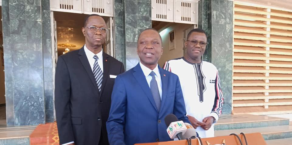 12e Assemblée Générale de l'Académie Régionale des Sciences et Techniques de la Mer (ARSTM) à Ouagadougou