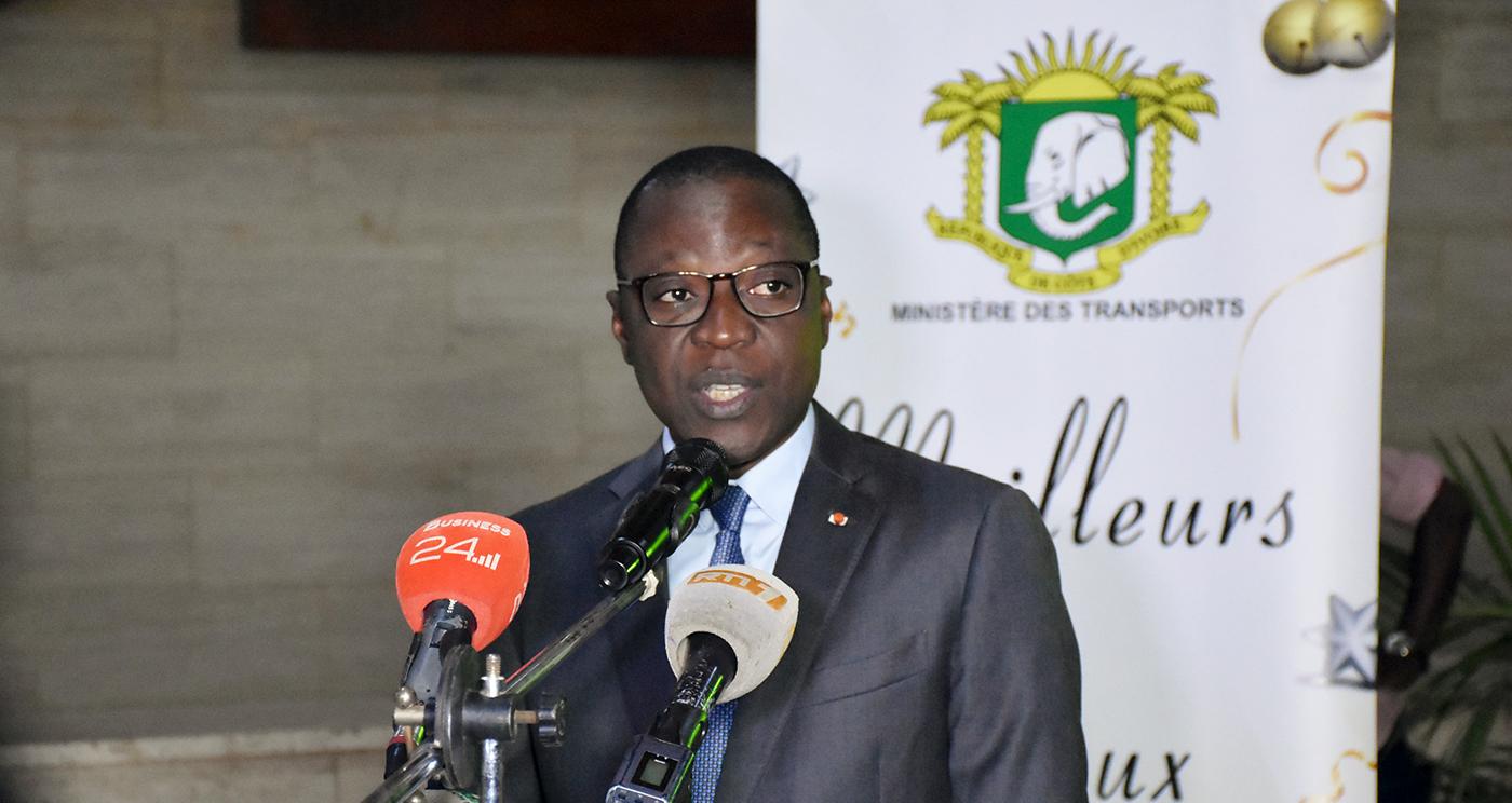 Le Ministre Amadou Koné annonce la restructuration de la SODEXAM