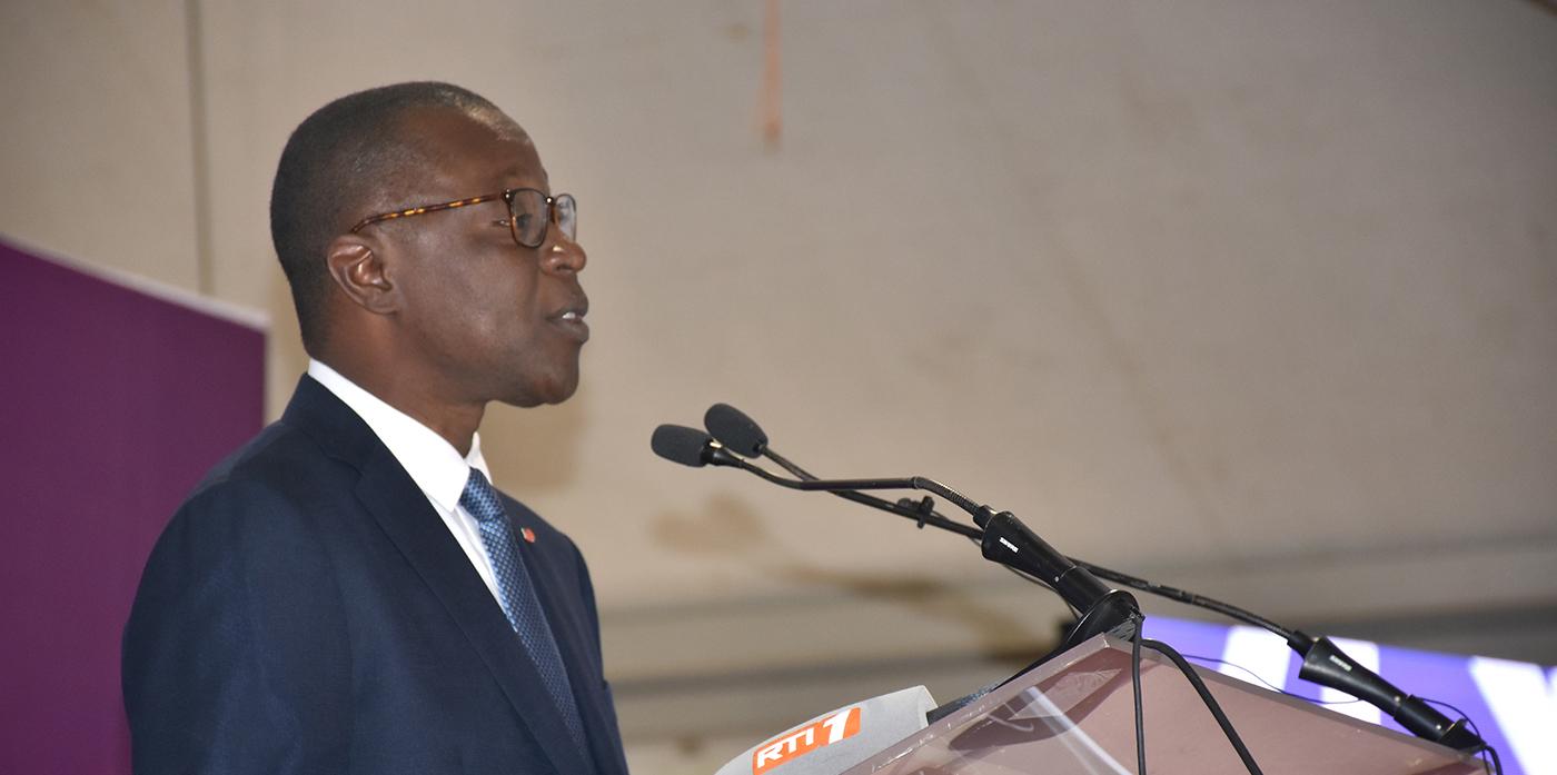 Salon de l'automobile d'Abidjan / le Ministère des transports présente sa politique de sécurité routière