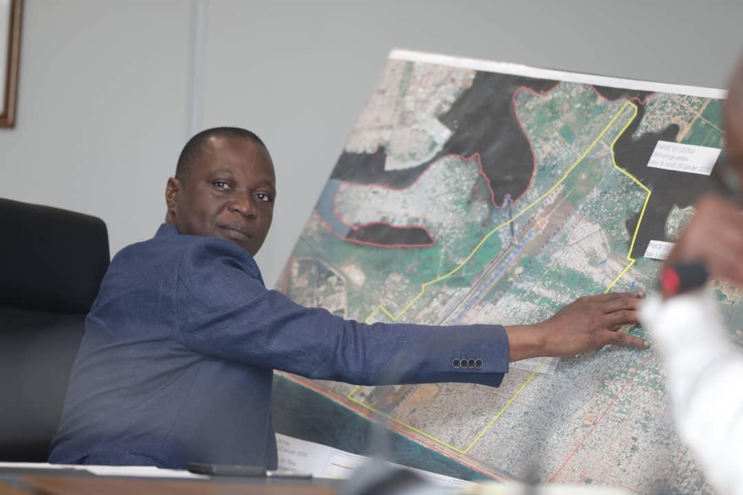 Libération des emprises aéroportuaires / Le Ministre Amadou Koné fait des précisions