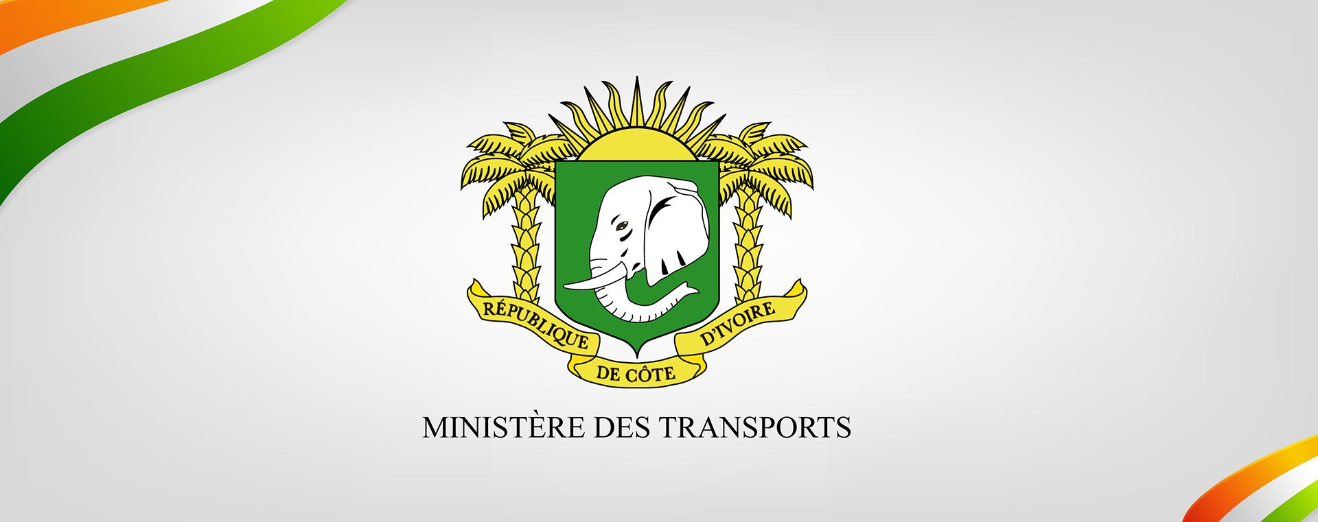 Communiqué du Ministère des Transports relatif à la situation de destruction d'autobus et de véhicules de transport public de marchandises et de voyageurs