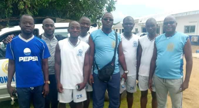 Sport – championnat / la police maritime aux côtés des forces spéciales à Adiaké