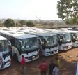 Programme de renouvellement du parc automobile / Les transporteurs du Gbêkê reçoivent leurs véhicules