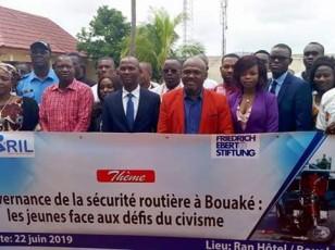 Bouaké / panel sur la sécurité routière et le civisme