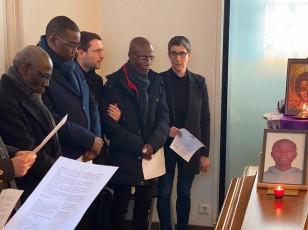 Retrouvé mort dans un avion à Paris / Le corps du jeune ANI Guibahi est arrivé à Abidjan