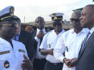 Remblayage de la lagune / le Ministre Amadou Koné veut mettre de l'ordre