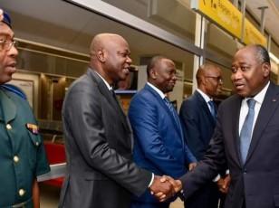 TICAD 7 / la délégation ivoirienne a regagné Abidjan après un franc succès
