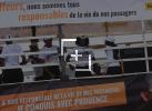 Clôture de la caravane de sécurité routière : les populations de plusieurs communes d'Abidjan sensibilisées