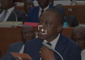 Secteur des transports / le Ministre Amadou Koné fait adopter le budget 2020 au sénat