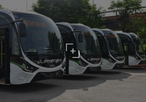 Transport urbain - 450 nouveaux autobus acquis, la SOTRA se met au gaz, 1155 bus à fin 2018