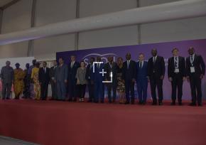 Secteur de l'automobile / ouverture du premier salon à Abidjan