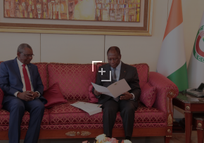 Le Chef de l'Etat a eu un entretien avec le Ministre nigérien des Transports