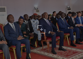 Mises sous tension éclatées / le premier ministre lance l'opération à Yamoussoukro et Bouaké