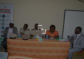 Sécurité routière / Sensibilisation des transporteurs du Loh-Djiboua